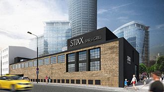 Restauracja STIXX Warszawa