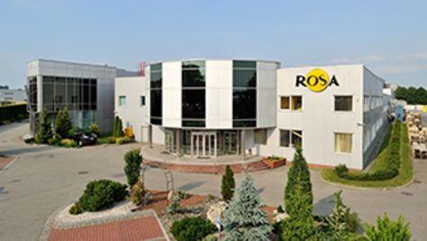 """Zakład Produkcji """"Rosa"""" Tychy"""