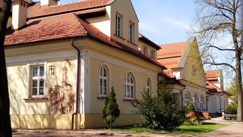 Dom Pielgrzyma Czeladź