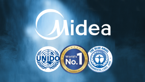 Midea - brand number 1 in the world - is conquering the Polish market