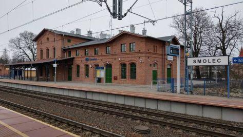 Dworzec Smolec