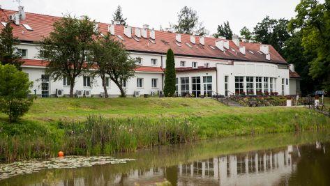 Hotel Zamkowy Baranów Sandomierski